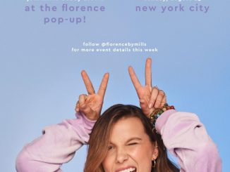 Poster for Florence by Mills